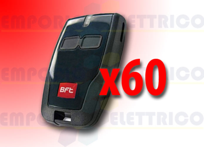 bft 60 2-channel remote controls 433 mhz mitto b d111904